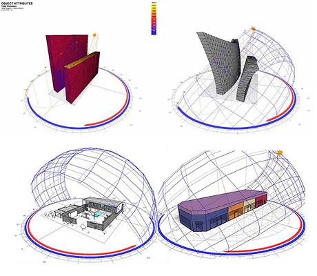 building simulations