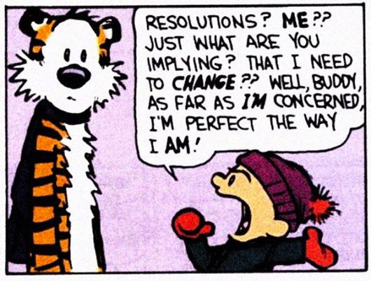 Image courtesy of Calvin and Hobbes