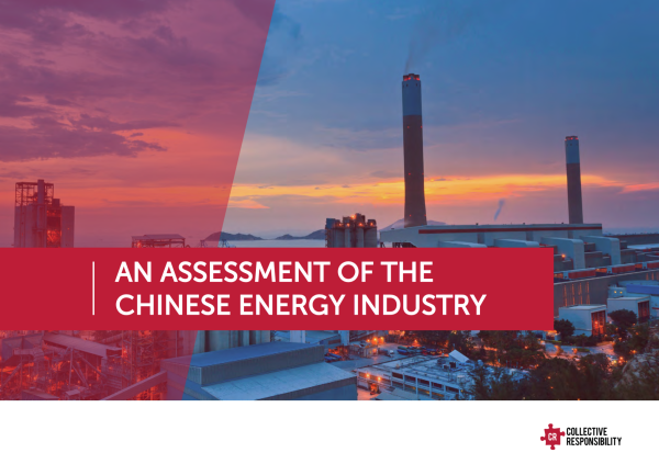 Chinese Energy Industry - An Assessment of the Chinese Energy Industry by Collective Responsibility