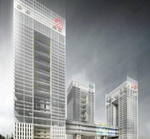 Shanghai International Financial District