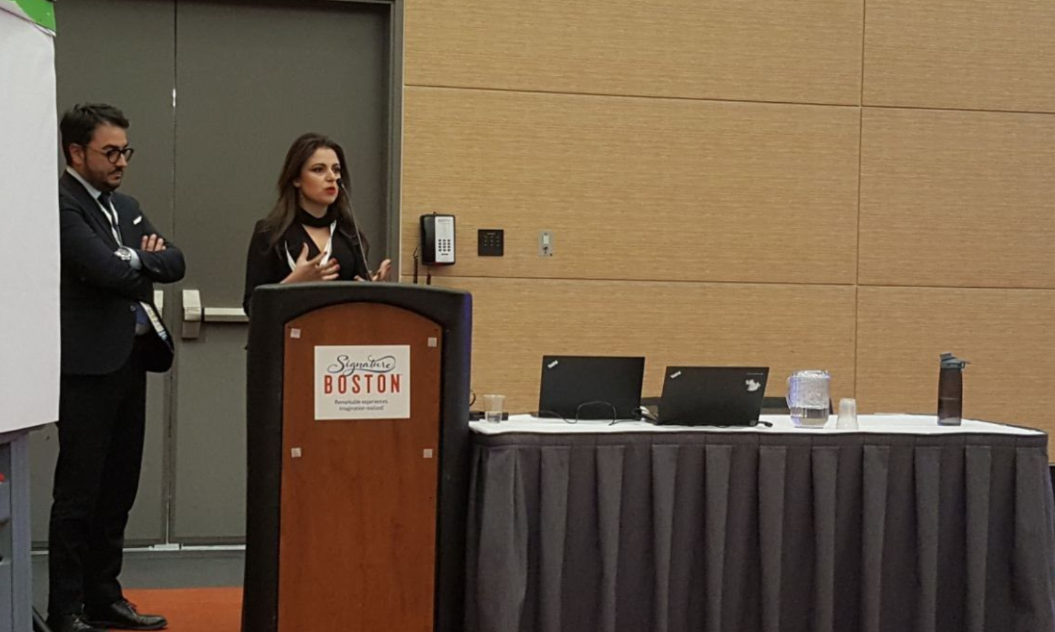 "Francesca Galati ""LEED for Cities"" at Greenbuild Boston"